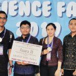 Raih Juara Karya Ilmiah Tingkat Nasional